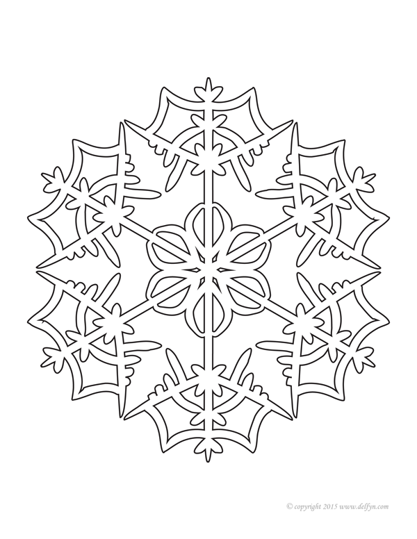 suzy snowflake coloring pages coloring pages