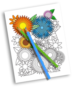 Free Printable Adult Coloring Pages Delfyn Studios