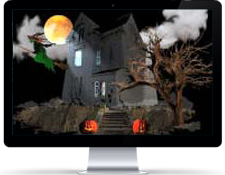 Coolscreams A Halloween Screensaver